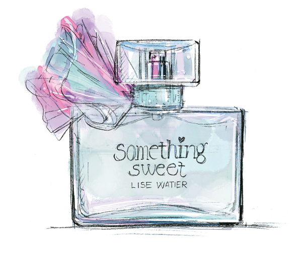 Something Sweet Lise Watier perfume
