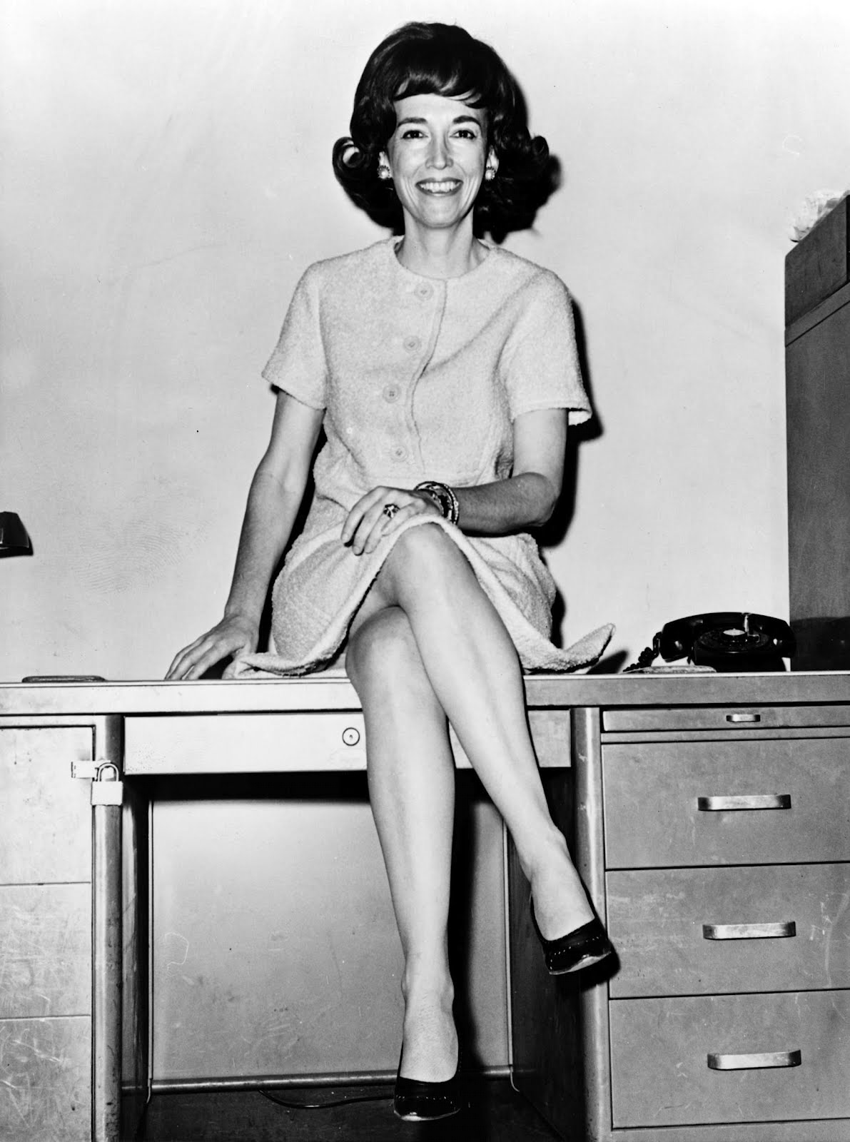 Helen Gurley Brown 1964
