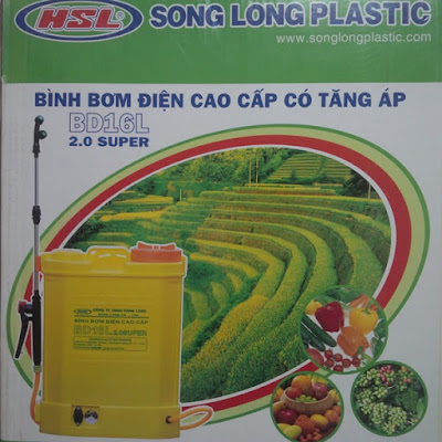 Binh phun Song Long