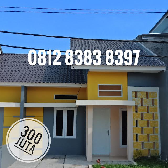 Rumah Murah Hanya 300 Juta Di Daerah Medan Tenggara (Menteng) Medan Sumatera Utara