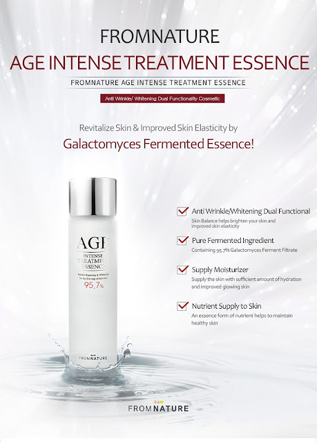 Fromnature Age Intense Essence
