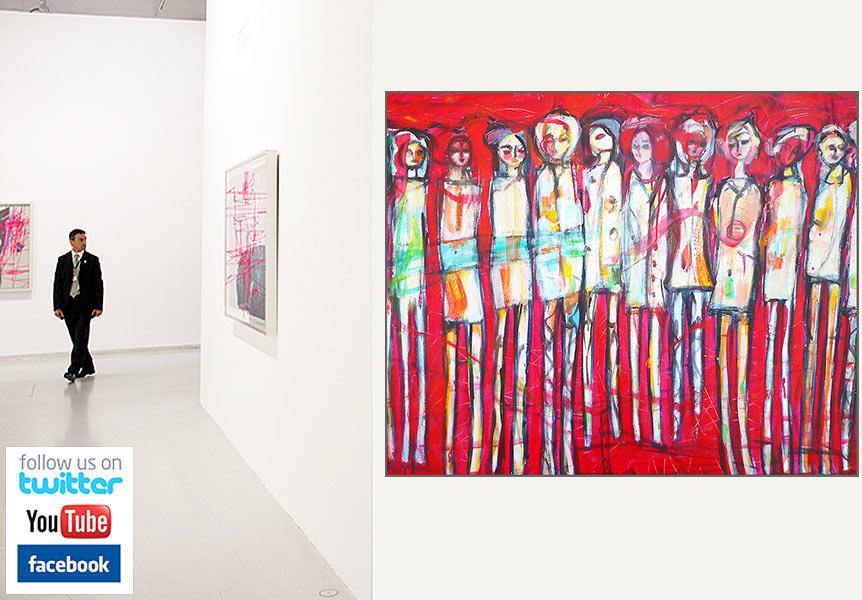 Art Sale Moderne Kunst Abstrakte ölgemälde Große Acrylbilder