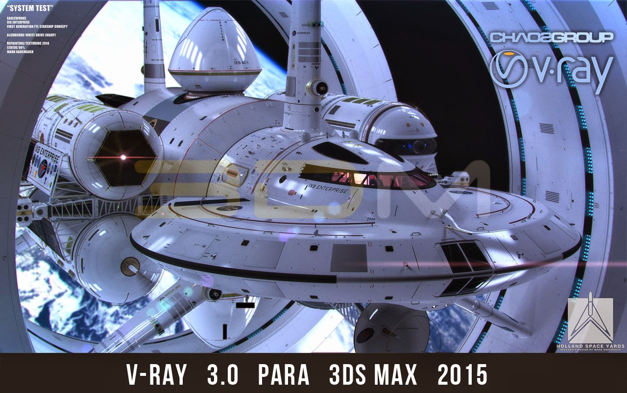 V-Ray for 3ds Max 2015