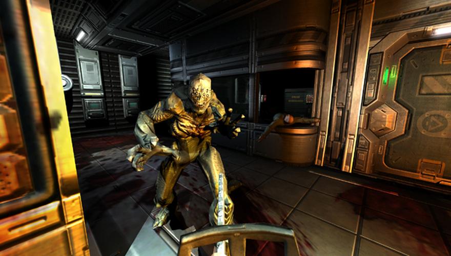 Doom 3 Online Game