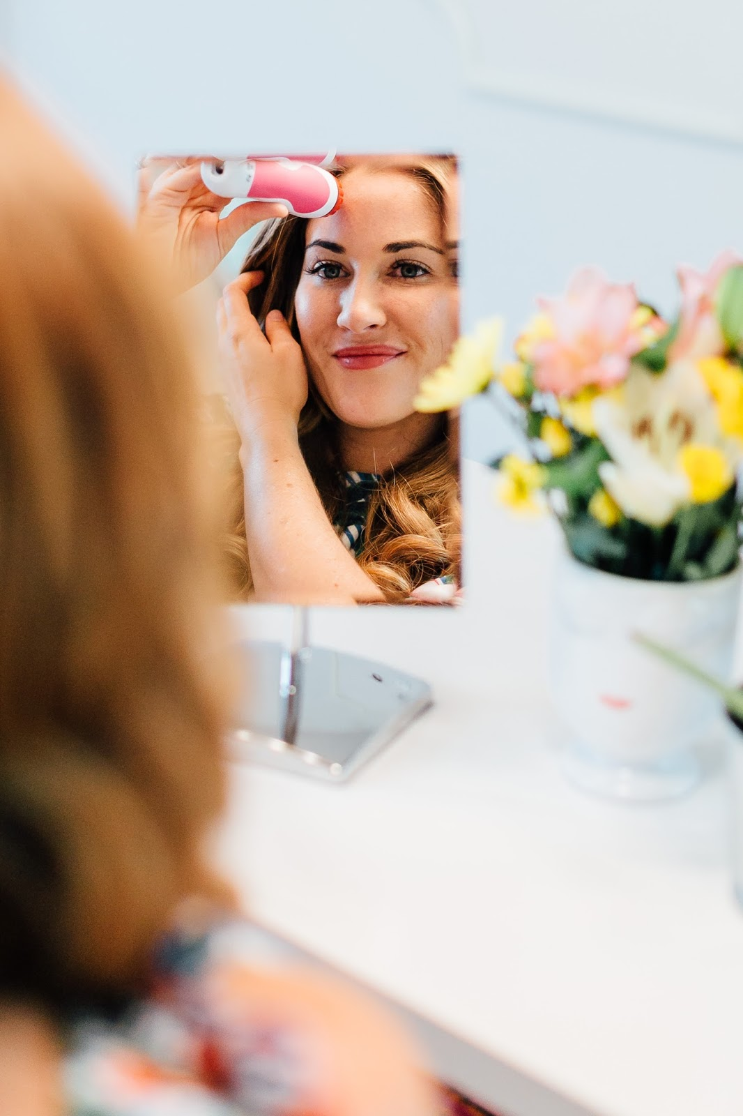 5 Benefits of Personal Microdermabrasion at Home by popular blogger Walking in Memphis in High Heels