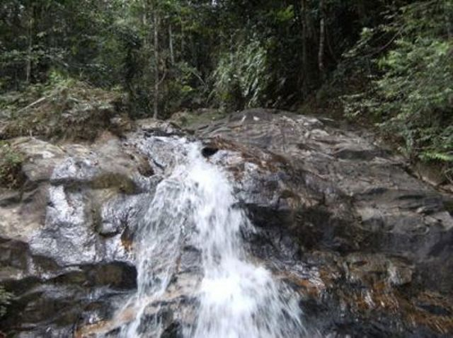 Air Terjun Merangin 2