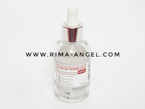 Review Manyo Factory Galactomyces Niacin Special Treatment Essence