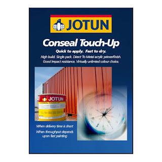Jotun Acrylic Protective Coatings Surabaya