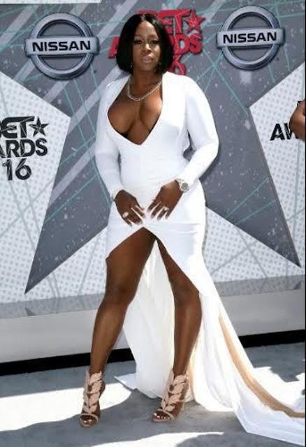 Remy Ma At 2016 BET Awards In Los Angeles - Celebzz - Celebzz