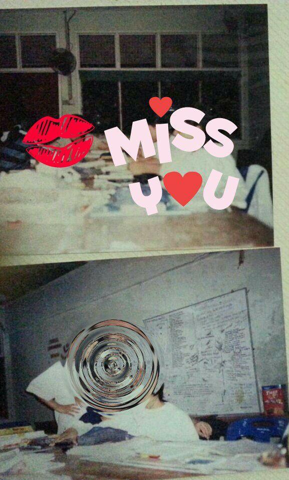 kenangan di asrama