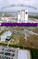 portada documental Titanes Mecánicos Megafábricas
