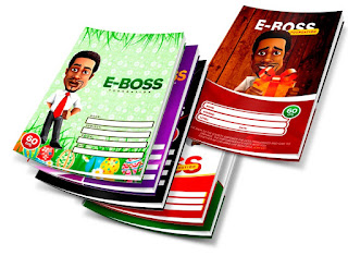 Eboss Notebooks