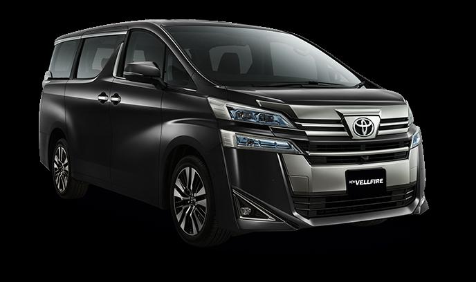 Mewahnya Toyota Vellfire Pemanis Liburan Keluarga