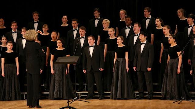 Συναυλία της Χορωδίας του αμερικανικού Πανεπιστημίου Taylor στην Αλεξανδρούπολη