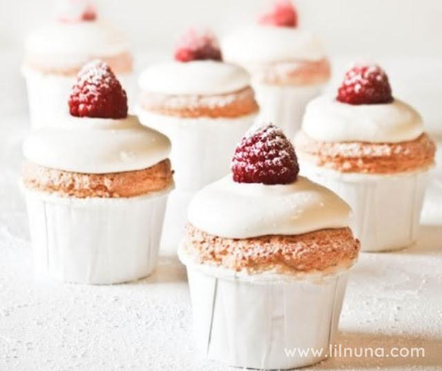 Snow Delicious Cupcakes