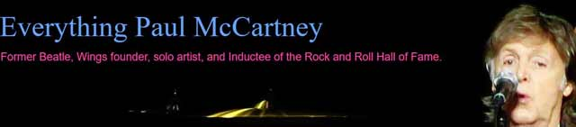 Everything Paul McCartney www.filminspector.com