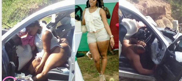 Married Woman And Lover Die While Having S ex In The Car — Watch Video