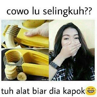 DP BBM Lucu Ngakak Kocak Gokil Abis