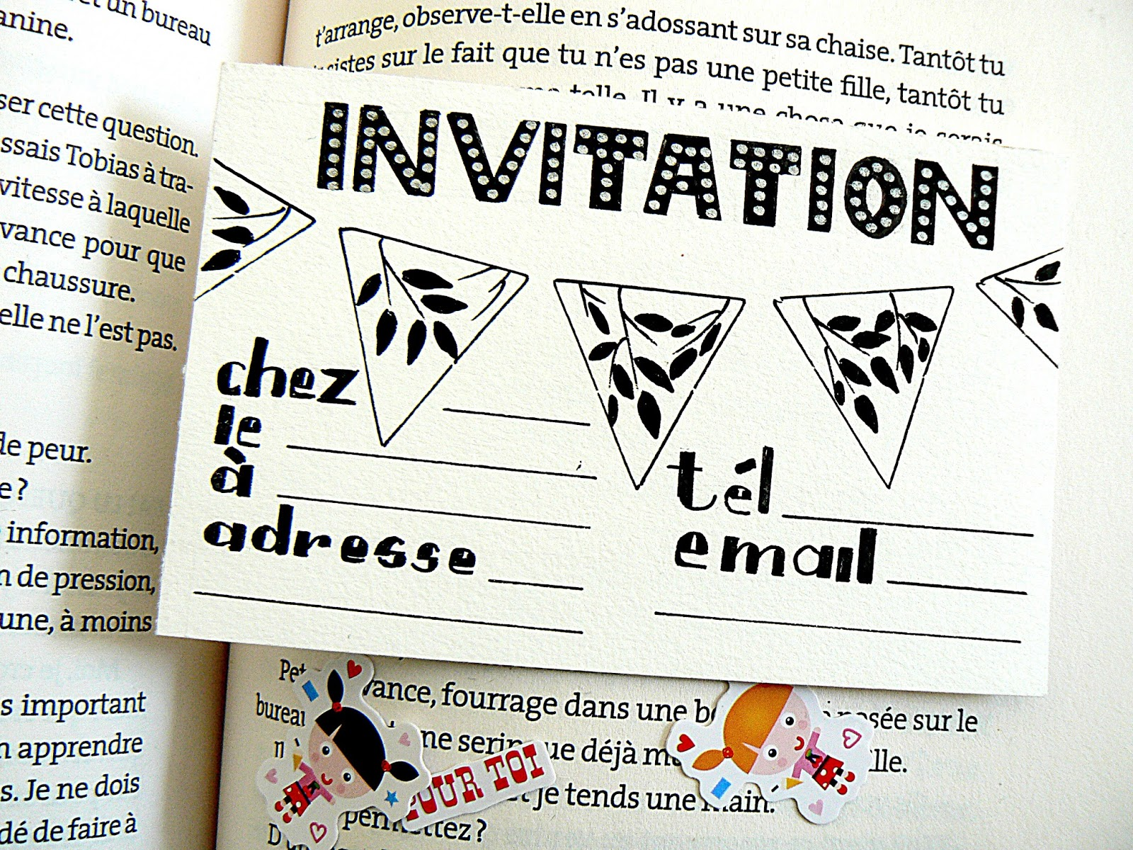 Scraps of darkness and scraps of elegance creative hand lettering hand lettered invitation baditri Images