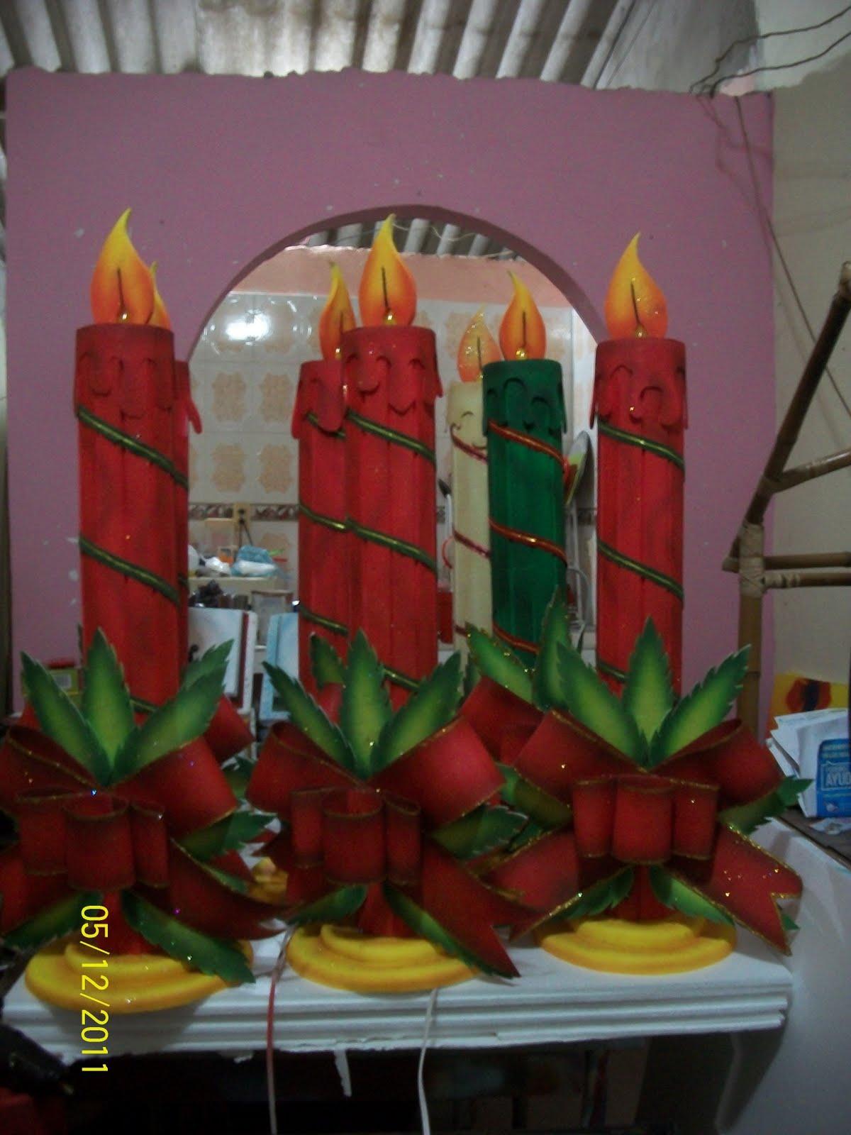 Hotels In Tampa >> Decoraciones, apliques de carnaval, navideños en icopor y moldes!: ADORNOS NAVIDEÑOS