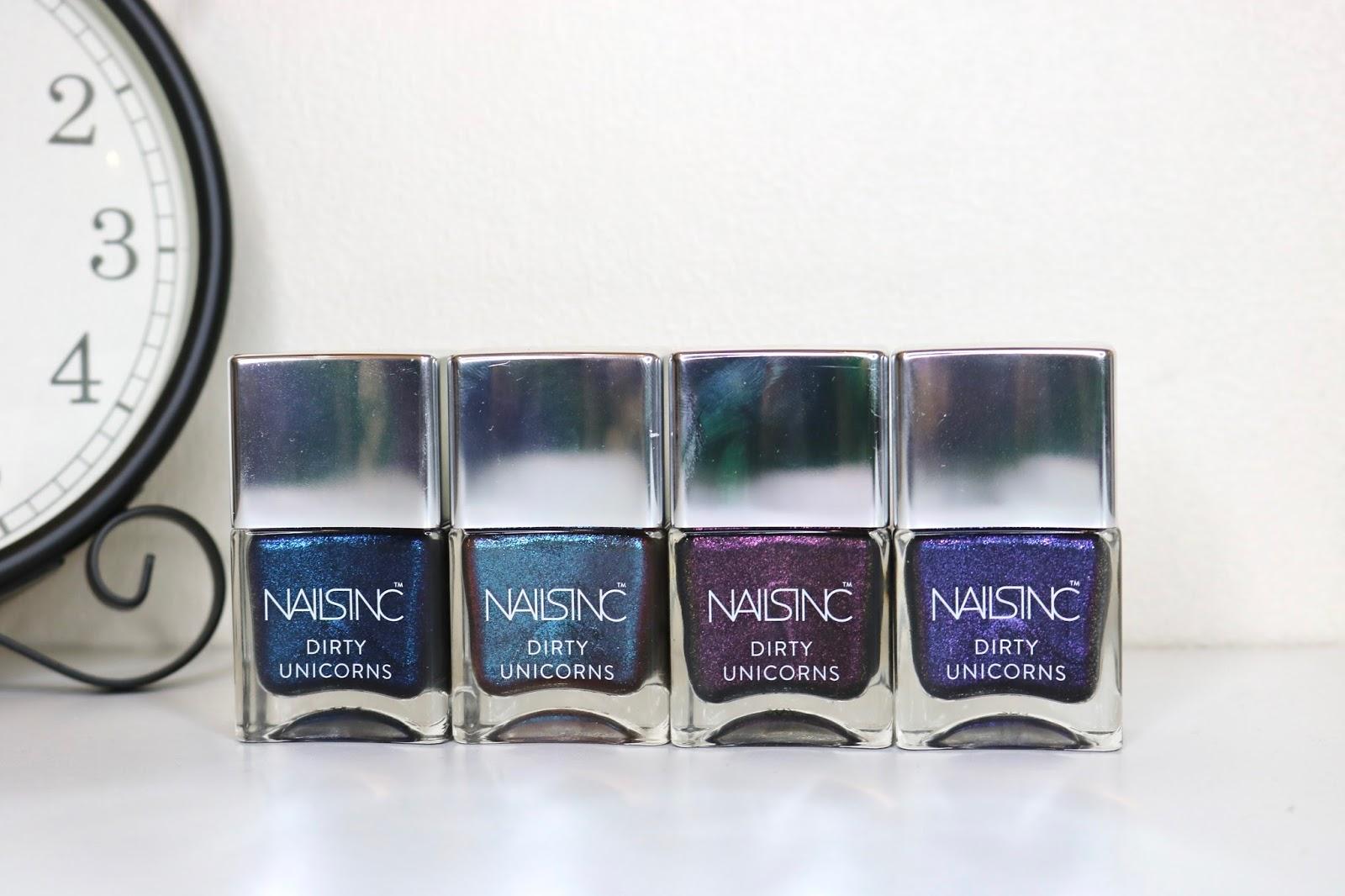 Nails Inc Dirty Unicorn Collection   KUIYA\'S KLOSET