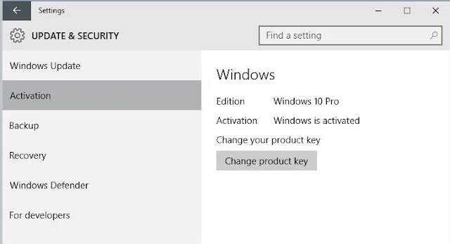 Permanently Activate Any Edition of Windows 10 - KMS