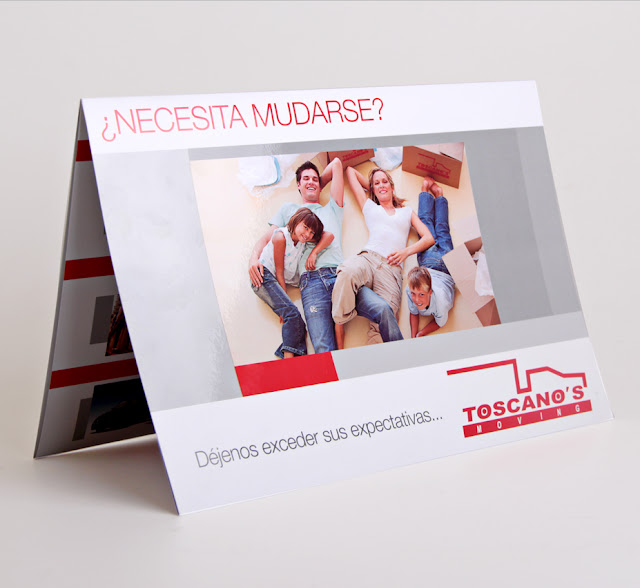 Brochure Toscano´s Moving