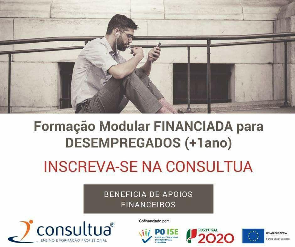 formação financiada Alentejo 2017