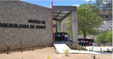 Assaltantes rendem seguranças e roubam Museu Arqueológico de Xingó em Canindé de São Francisco - SE
