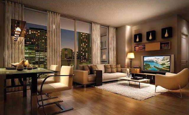 Thiết kế chung cư đẹp - Mẫu số 17