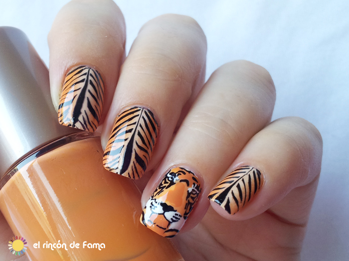 Tiger nails | el rincon de fama
