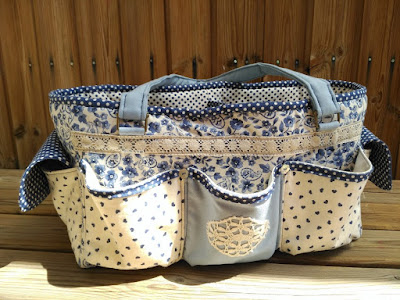 bolso labores, oslo bag, costura, sewing, couture