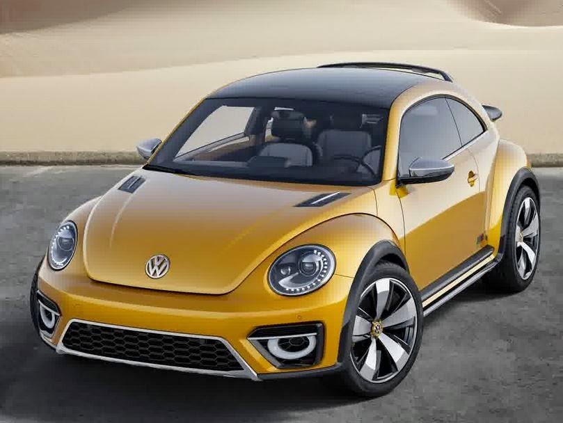 volkswagen beetle dune concept motor lovers. Black Bedroom Furniture Sets. Home Design Ideas