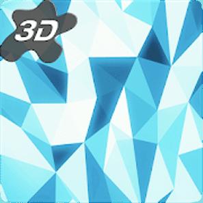 Crystal Edge 3D Parallax Live Wallpaper v1.0.3 [Paid] APK