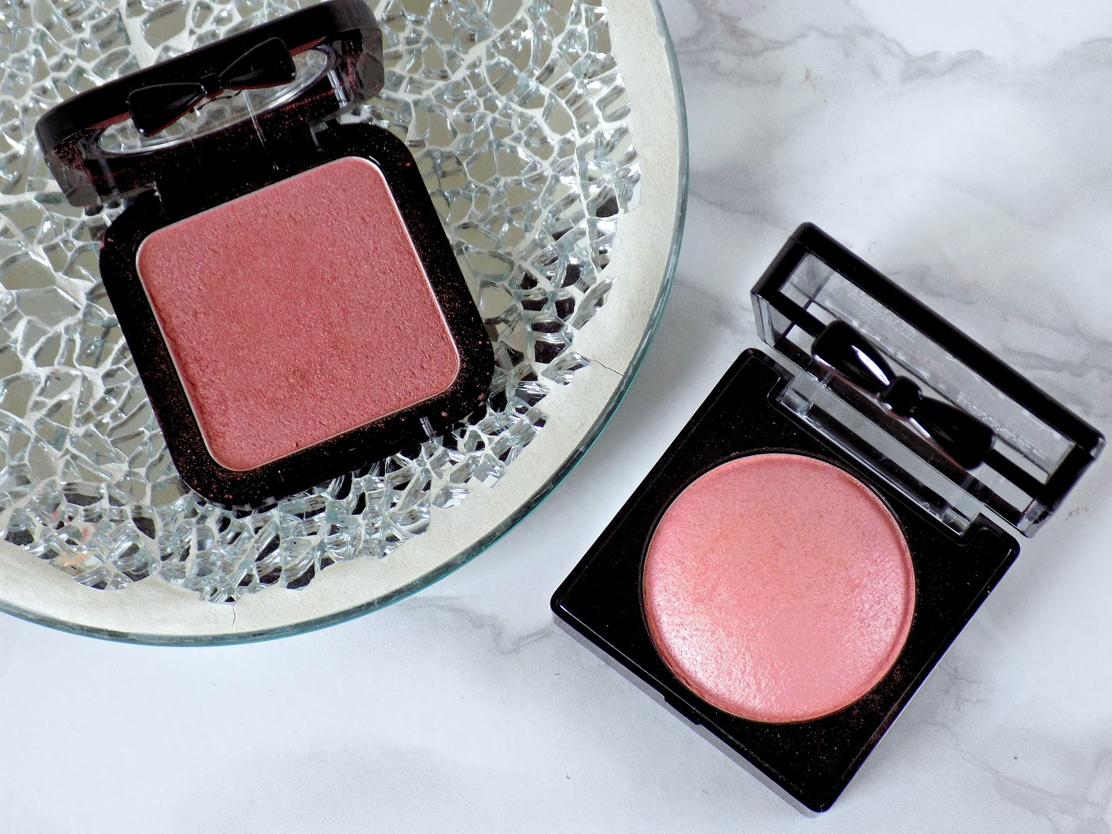 NYX HD blush Intuition