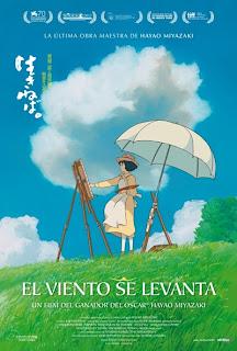 Cartel: El viento se levanta (2013)