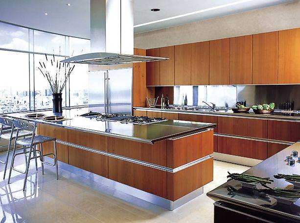 Modern Kitchen Cabinets Beautiful Designs An Interior