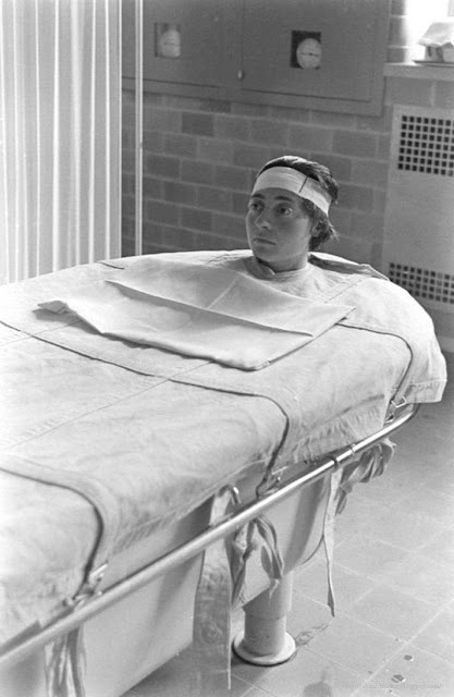 Pilgrim State Mental Hospital, Brentwood, NY, 1938