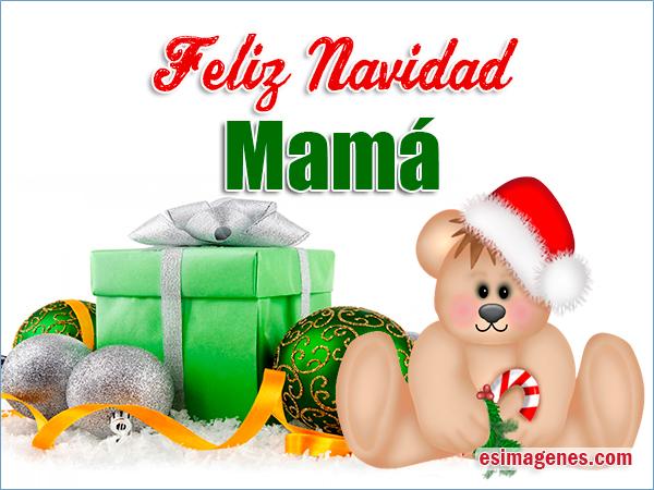 Tarjetas de Navidad para Mam Tarjetas Gifs con Nombres