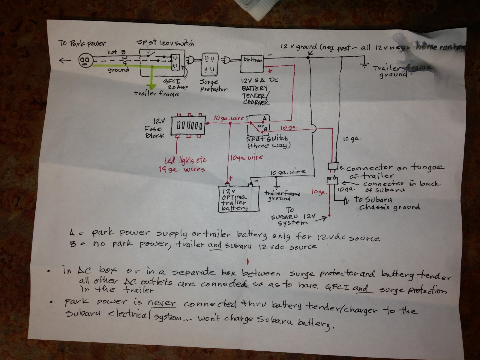teardrop camper wiring diagram 2006 f150 mirror 120v get free image about