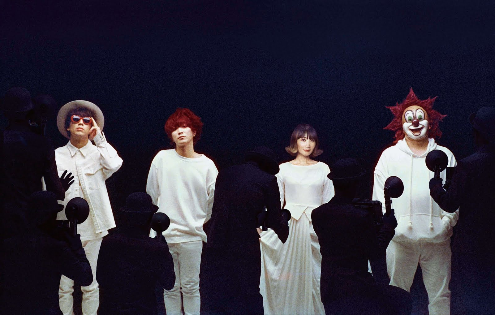 SEKAI NO OWARI (世界の終わり) - Eye Lip Album detail cd dvd tracklist watch official mv