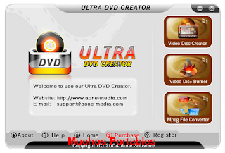 Aone Ultra DVD Creator v2.9.1222 Portable