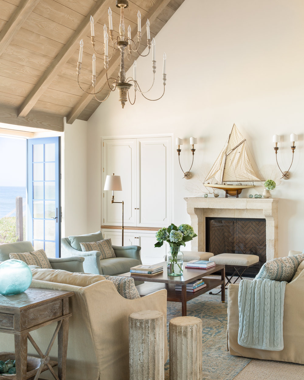 Modern French Country Decor: 12 Design Tips To Get Modern French Country Style Without