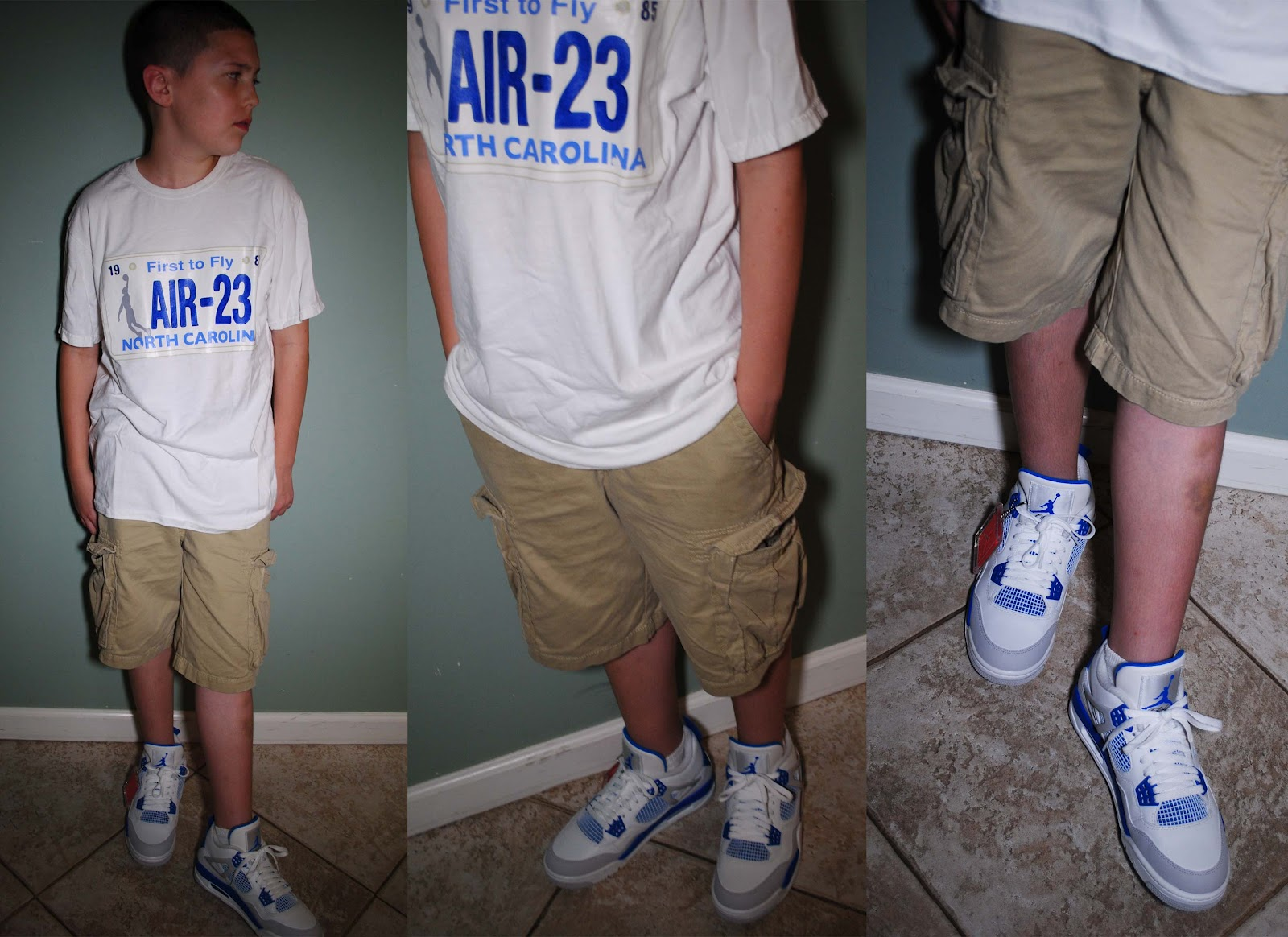size 40 a30b2 7c518 ... Retro 4 Military Blue, Old Navy Cargo Shorts, ...