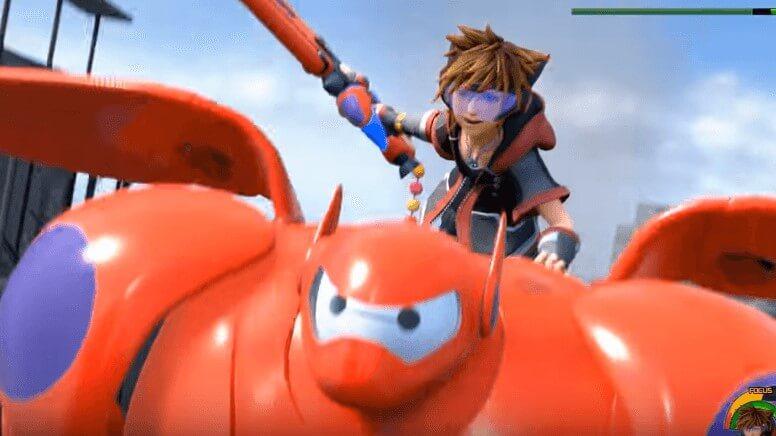 Kingdom Hearts III – Gameplay Overview Video