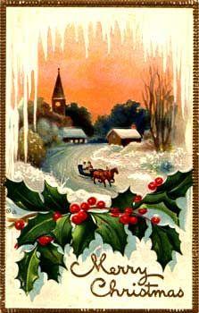 postales navideas vintage y estilos mas modernos