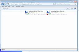 Cara Mengistal Dan Mengembalikan LOCAL AREA CONNECTION Yang Hilang Pada Windows 7