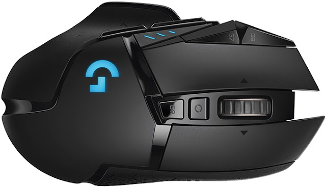 Logitech unveils wireless model from G502 Gaming Mouse