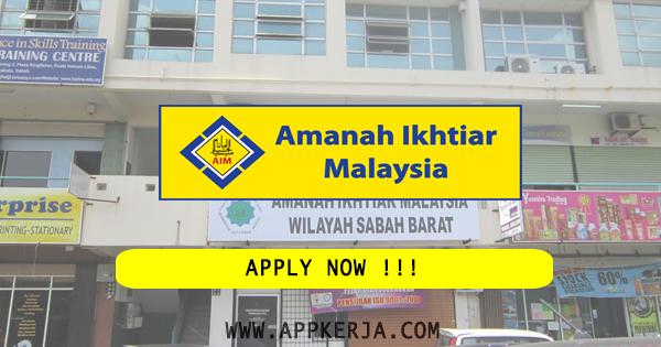 Jawatan Kosong Kerajaan di Amanah Ikhtiar Malaysia - 22 Jun 2018