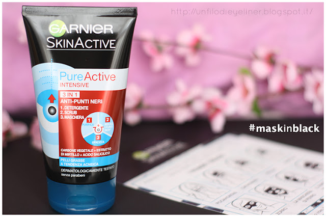 Pure Active Intensive carbone vegetale